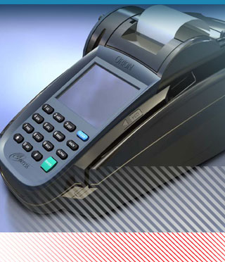 CHECKredi provides check processing and verification equipment